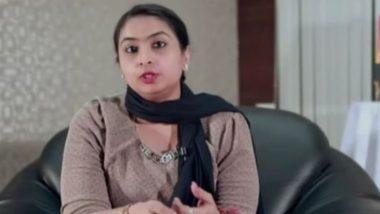 Swapna Patkar arrested