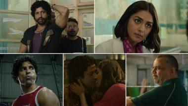 Toofan Trailer: Farhan Akhtar और Mrunal Thakur स्टारर 'तूफान' का दमदार ट्रेलर हुआ रिलीज, देखें Video