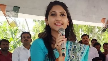 UP Politics: Rebel MLA Aditi Singh's big attack on Congress after Jitin Prasada left the party, said- it is becoming a family party