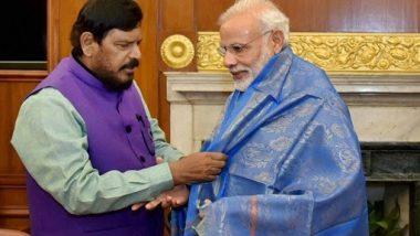 केंद्रीय मंत्री रामदास अठावले की बड़ी भविष्यवाणी, कहा- नरेंद्र मोदी 2024 में तीसरी बार बनेंगे प्रधानमंत्री