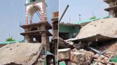 Bihar: Blast occurred in Madrasa of Banka district, was closed for a long time due to lockdown