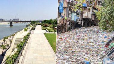 Fact Check: प्लास्टिक से भरी फिलीपींस रिवर की तुलना हो रही है मुंबई की मीठी नदी से, जानें वायरल तस्वीर का सच