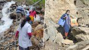 Uttarakhand: खतरनाक पहाड़ी रास्तों को पार कर वैक्सीनेशन अभियान को सफल बना रही है मेडिकल टीम
