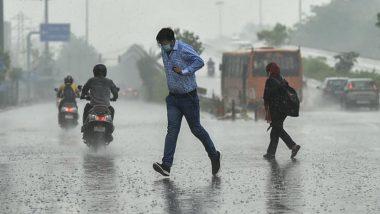 Cyclone Gulab: चक्रवाती तूफान 'गुलाब' का असर, महाराष्ट्र के इन इलाकों में भारी बारिश का अनुमान