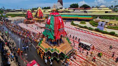 Jagannath Puri Rath Yatra 2021 Live Telecast: यहां पढ़ें कब कहां और कैसे देख सकते हैं पुरी के रथ महोत्सव की लाइव स्ट्रीमिंग