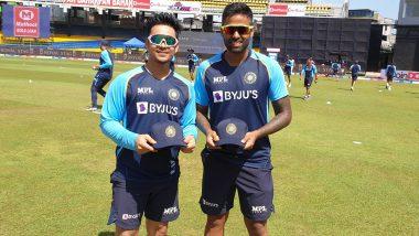 SL vs IND 1st ODI 2021: सूर्यकुमार यादव और ईशान किशन ने टीम इंडिया के लिए वनडे क्रिकेट में किया डेब्यू, यहां पढ़ें क्रिकेट के मैदान में अबतक कैसा रहा है उनका प्रदर्शन