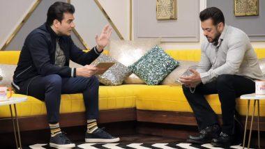 Salman Khan को घर के अन्दर ये एक्टर देता है गालियां, दबंग ने खुद किया खुलासा