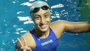 Maana Patel ने रचा इतिहास, ओलंपिक में क्वालीफाई कर बनीं पहली भारतीय महिला तैराक