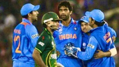 पूर्व तेज गेंदबाज Munaf Patel का बड़ा खुलासा, 10 साल बाद बताया वर्ल्ड कप 2011 में Mohammad Hafeez को आउट करने के बाद क्या कहा था