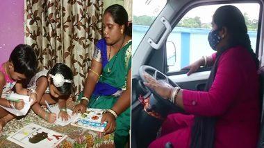 Odisha: लॉकडाउन में नौकरी जाने के बाद BMC की सफाईगाड़ी चलाने पर मजबूर हुई निजी स्कूल की शिक्षिका