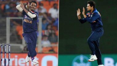 SL vs IND: श्रीलंका दौरे पर Yuzvendra Chahal और Kuldeep Yadav के पास दिग्गजों को पछाड़ने का मौका