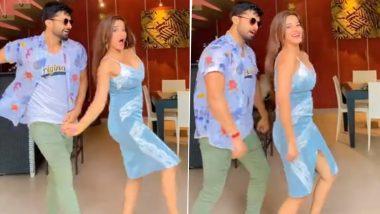 Monalisa Hot Dance: भोजपुरी एक्ट्रेस मोनालिसा ने चुरा के दिल मेरा गाने पर किया धमाकेदार डांस