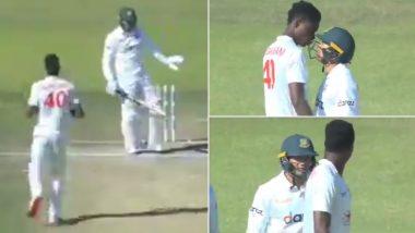 Ban vs Zim Test Match: बल्लेबाज के ब्रेक डांस करते ही आगबबूला हुआ गेंदबाज, सोशल मीडिया पर वायरल हुआ वीडियो