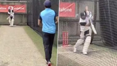 ENG vs IND Test Series: रोहित शर्मा बने कमेंटेटर, डरहम में अभ्यास मैच से पहले सोशल मीडिया पर शेयर की ये पोस्ट