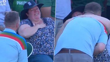 ENG vs PAK: मैच के दौरान क्रिकेट फैन ने अपनी गर्लफ्रेंड को ऐसे किया प्रपोज, यहां देखें वीडियो
