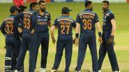 Ind vs SL 2nd T20: शिखर धवन की पारी के चलते टीम इंडिया ने बनाए 132 रन, अब जीत दिलाने का दारोमदार गेंदबाजों पर