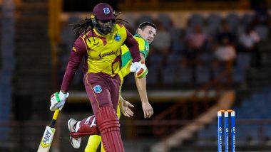 WI vs AUS T20: क्रिस गेल ने टी20 क्रिकेट में रचा इतिहास, ऐसा करने वाले दुनिया के पहले बल्लेबाज