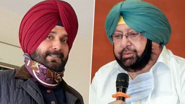 Punjab: क्या सिद्धू मांगेंगे माफी? शपथ कार्यक्रम में शामिल होने के लिए सीएम अमरिंदर सिंह को भेजा 65 विधायकों के हस्ताक्षर वाला आमंत्रण