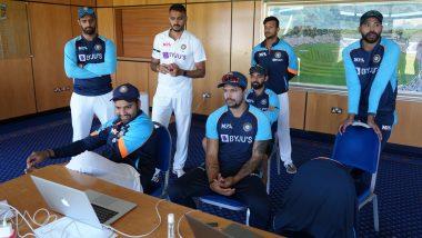 IND vs SL: भारत और श्रीलंका के बीच खेले जा रहे दूसरे वनडे मैच का लुप्त उठाते हुए भारतीय टेस्ट खिलाड़ी, BCCI ने शेयर की तस्वीर