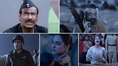 Bhuj Trailer: अजय देवगन-संजय दत्त स्टार 'भुज: द प्राइड ऑफ इंडिया' का दमदार ट्रेलर हुआ रिलीज, देखें Video