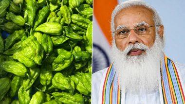 नागालैंड के किंग चिली 'राजा मिर्च' को पहली बार लंदन किया गया निर्यात, पीएम मोदी ने दी ऐसी प्रतिक्रिया