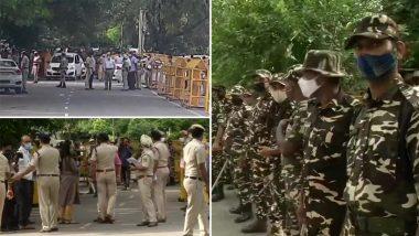 Farmers Protest: 'किसान संसद' से पहले पुलिस छावनी में तब्दील हुआ जंतर-मंतर, कल सिंघु बॉर्डर से कूच करेंगे 200 किसान, राकेश टिकैत ने बताई रणनीति