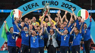 Euro Cup 2020 Final: इटली ने दूसरी बार जीता यूरो कप का खिताब, पेनल्टी शूटआउट में इंग्लैंड को 3-2 से हराया