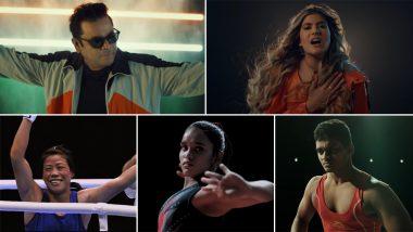 Tokyo Olympics 2020 Theme Song: रहमान-अनन्या ने भारतीय खिलाड़ियों का हौसला बढ़ाने के लिए नया गाना 'Hindustani Way' किया रिलीज