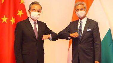 भारत और चीन एलएसी पर सभी बकाया मुद्दों को हल करने पर सहमत