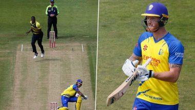 T20 Blast League: वेस्ट इंडीज का ये क्रिकेटर निकला कोरोना पॉजिटिव, 3 दिन पहले मैच खेला था