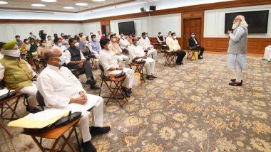 Modi Cabinet Meeting: मोदी कैबिनेट की बैठक बुधवार को, कई अहम मुद्दों पर होगी चर्चा