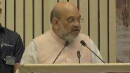 केंद्रीय गृह मंत्री अमित शाह बोले- भारत का 100 करोड़ कोविड वैक्सीन तक पहुंचना एक ऐतिहासिक और गौरवमयी क्षण