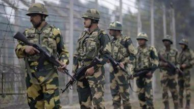 पंजाब बॉर्डर पर BSF ने दो पाकिस्तानी घुसपैठियों को मार गिराया, सर्च आपरेशन जारी