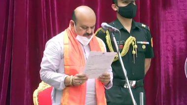 Karnataka Cabinet Expansion: सीएम बोम्मई को आज मिलेगी बीजेपी आलाकमान से हरी झंडी