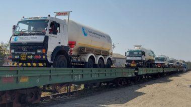 भारत ने निभाई दोस्ती: कोरोना से जूझ रहे बांग्लादेश में भेजी 200 टन मेडिकल ऑक्सीजन के साथ Oxygen Express, इंडोनेशिया पहुंचाई कोविड राहत सामग्री