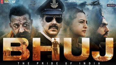 Ajay Devgn-Sanjay Dutt स्टारर 'Bhuj: The Pride of India'ओटीटी पर इस दिन होगी रिलीज