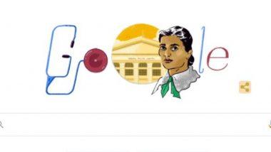 Kadambini Ganguly Google Doodle: कादंबिनी गांगुली के जन्मदिन पर गूगल ने समर्पित किया खास डूडल, जानें भारत की पहली महिला डॉक्टर का सफर
