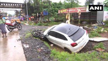 महाराष्ट्र में भारी बारिश ने बढ़ाई चिंता, रायगढ़, रत्नागिरी, सतारा सहित अलग-अलग इलाकों में लैंडस्लाइड से करीब 56 से ज्यादा लोगों की मौत, कई लापता