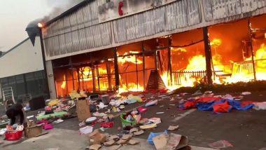 South Africa Violence: बीते 30 सालों में सबसे हिंसक प्रदर्शन, संकट में 13 लाख भारतीय, 10 खास बातें