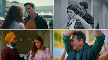 Filhaal 2 Mohabbat Song Video: Nupur Sanon के इश्क मेंदीवानेहुए Akshay Kumar का नया सॉन्ग'फिलहाल 2 मोहब्बत' हुआ रिलीज