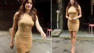 Janhvi Kapoor ने सोशल मीडिया पर फिर शेयर की हॉट तस्वीरें, खूबसूरती है कमाल की