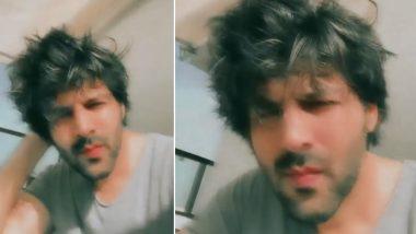 Kartik Aaryan ने कूल ड्यूड स्टाइल में Video शेयर कर फैंस को कहा- Good Morning