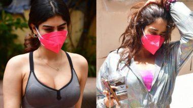 Hotness के मामले में बहन Janvhi Kapoor को कड़ी टक्कर दे रही हैं Khushi Kapoor, देखें स्टारकिड की लेटेस्ट Bold Photos