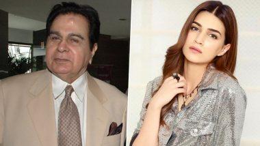 Dilip Kumar के अंतिम संस्कार की मीडिया कवरेज पर बिगड़ी एक्ट्रेस Kriti Sanon, पूछा ये बड़ा सवाल!