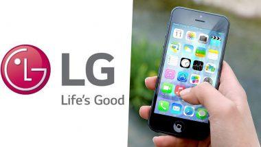 LG ने Iphone बेचने के बारे में एप्पल के साथ बातचीत स्थगित की