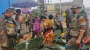 महाराष्ट्र में भारी बारिश के बाद आई बाढ़ और भूस्खलन  में 112 की मौत