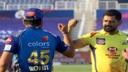 IPL 2021: आईपीएल मैच का 19 सिंतबर से दूसरे फेज का UAE  में होगा आगाज, पहले दिन मुंबई इंडियंस और चेन्नई सुपर किंग्स के बीच होगी भिडंत