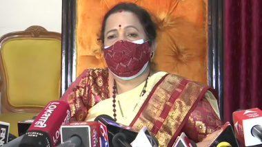 Kishori Pednekar Death Hoax: मुंबई  की मेयर किशोरी पेडणेकर बोलीं, जिंदा हूं मैं, मेरी मौत की खबरें झूठी
