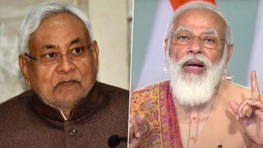CM Nitish Kumar ने की टीकाकरण महाअभियान की शुरूआत, खुद लिखकर दी पीएम को जन्मदिन की बधाई
