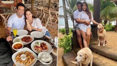 गोवा के बाद मुंबई में भी साथ साथ स्पॉट हुए Kim Sharma और Leander Peas, क्या शुरू हो गई है नई लव स्टोरी?